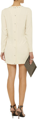 Isabel Marant Krista studded crepe dress