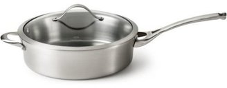 Calphalon 3-qt. Stainless Steel Contemporary Stainless Saute Pan