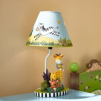 "Teamson Kids Sunny Safari 16"" Table Lamp"