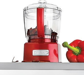 "Cuisinart Elite CollectionTM"" 4 Cup Die Cast Mini Chopper/Grinder, Red"