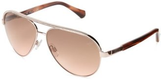 Kenneth Cole New York KC7129W5928F Aviator Sunglasses