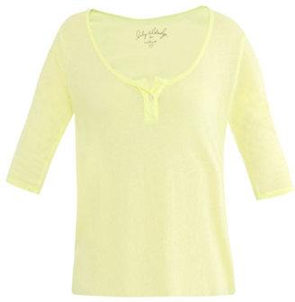 Velvet Lily Aldridge scoop-neck T-shirt