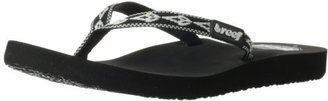 Reef Women's Ginger 30 Years Flip-Flop $14.32 thestylecure.com