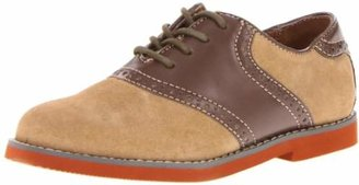 Florsheim Kids Boy's Kennett Jr.Plain Toe Saddle Shoe