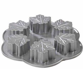 Nordicware 6-Cup Maple Leaf Cakelet Pan