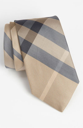 Burberry Silk Blend Tie