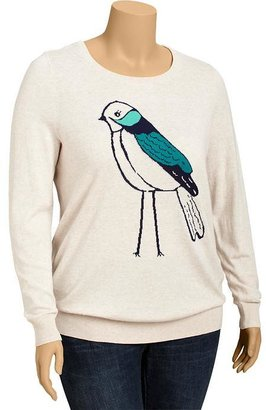 Old Navy Women's Plus Graphic Sweaters