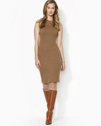 Lauren Ralph Lauren Sleeveless Boatneck Dress