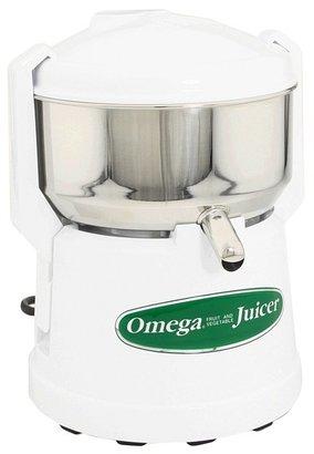 Omega J1000 Centrifugal Juicer (White) - Home