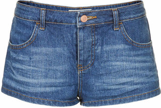 Topshop MOTO Clean Daisy Hotpant