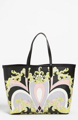 Emilio Pucci 'Large' Shopping Tote