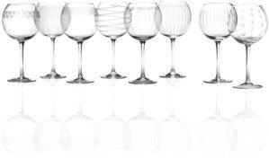 Mikasa Cheers Balloon Wine Glasses 8 Piece Value Set