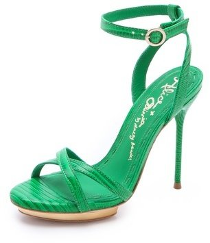 Alice + Olivia Paola Strappy Sandals