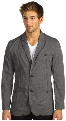 Ecko Unlimited Deep Cover Jacket (Black) - Apparel