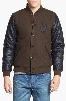 Obey 'The O' Varsity Jacket