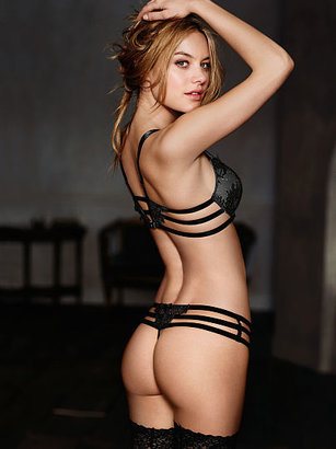 Very Sexy Chantilly Lace Strappy Thong Panty