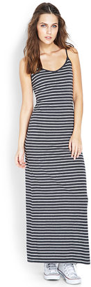 Forever 21 Out to Sea Maxi Dress