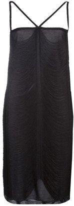 Jean Paul Gaultier Fringe dress