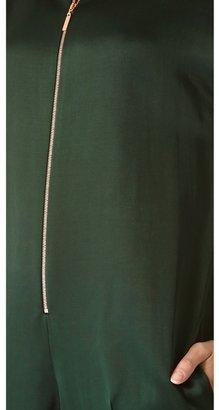 Cédric Charlier Zip Front Jumpsuit