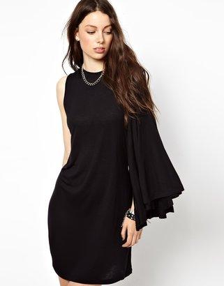 Cheap Monday Cape Sleeve Dress