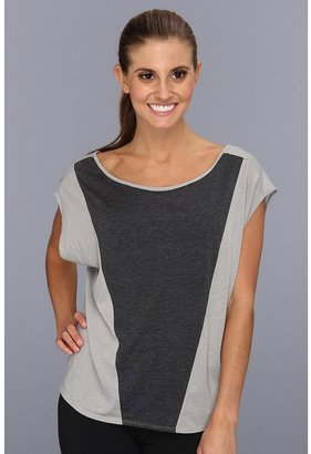 New Balance Heidi Klum for Dance Tee (Athletic Grey) - Apparel