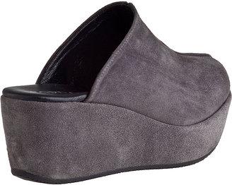 Cordani Darma-2 Clog Grey Suede