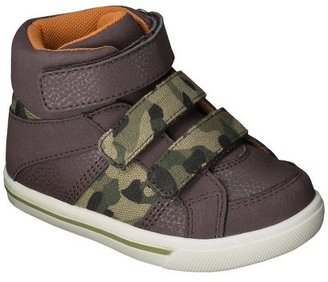 Cherokee Toddler Boy's Darrell High Top Sneakers - Assorted Colors