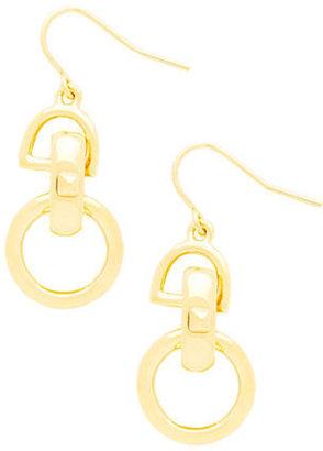 Lauren Ralph Lauren Gold-Tone Drop Earrings