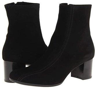 La Canadienne Jewel (Black Suede) Women's Boots