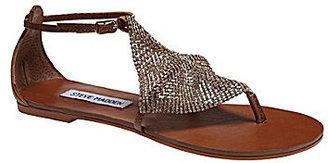 Steve Madden Shineyy Flat Sandals
