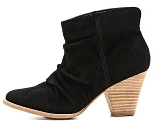 Splendid Rodeo Suede Booties