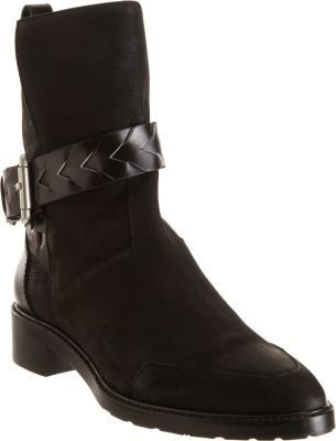 Proenza Schouler Woven Strap Ankle Boot