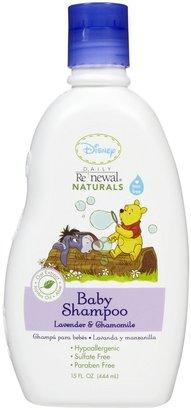 Green Baby New Windsor Disney Baby Daily Renewal Baby Shampoo - Lavender & Chamomile - 15 oz