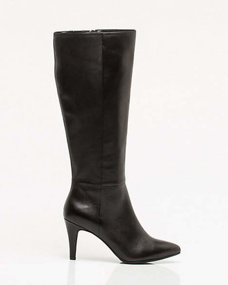 Le Château Leather Pointy Toe Boot