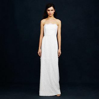Eyelash lace gown $995 thestylecure.com