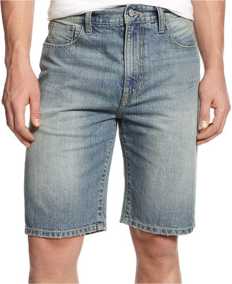 Izod Vintage Denim Shorts