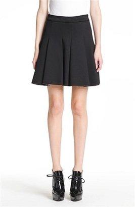 Alexander Wang Bonded Jersey & Neoprene Skirt