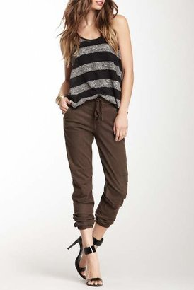 Level 99 Drawstring Cargo Pant $99 thestylecure.com