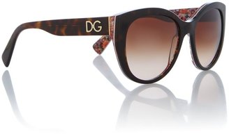 D&G Dg4217 ladies round sunglasses
