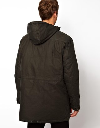 Selected Down Parka Jacket