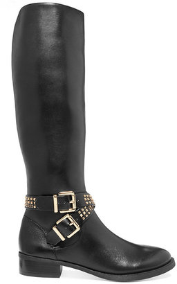 INC International Concepts Women's Farrah2 Studded Riding Boots