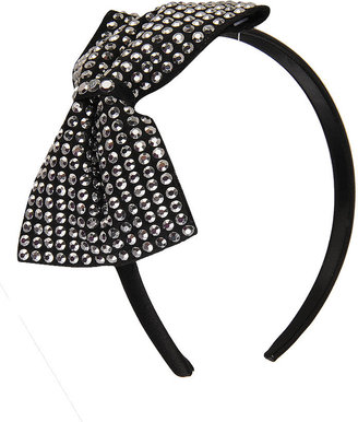 Forever 21 Studded Bow Headband