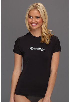 O'Neill Basic Skins S/S Rash Tee