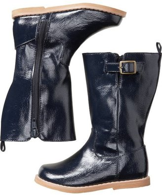 Gap Patent leather boots