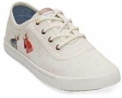 Toms Disney x Godmother Carmel Canvas Sneakers