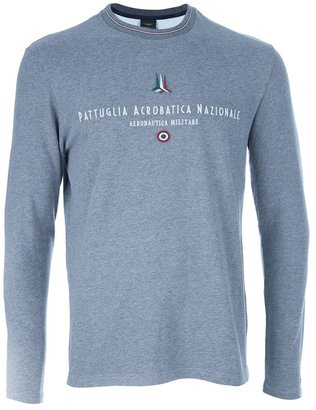 Aeronautica Militare long sleeve t-shirt