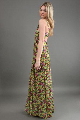 Karen Zambos Bianca Dress in Rose