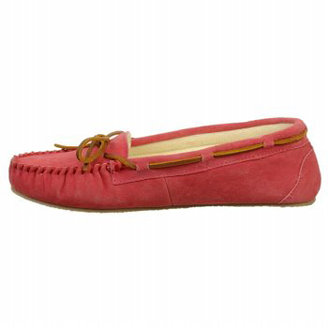 Minnetonka Moccasin Women's Unlined Britt