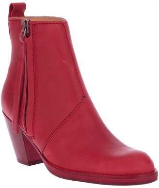 Acne 'Pistol' ankle boot