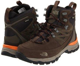 The North Face Verbera Hiker GTX (Coffee Brown/Monarch Orange) - Footwear